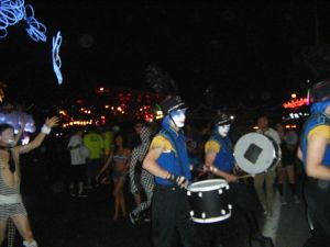 Clowns plus a marching band?!?!? oh yeah that's sick . . . unless you're afraid of clowns and hate music, then sucks for you